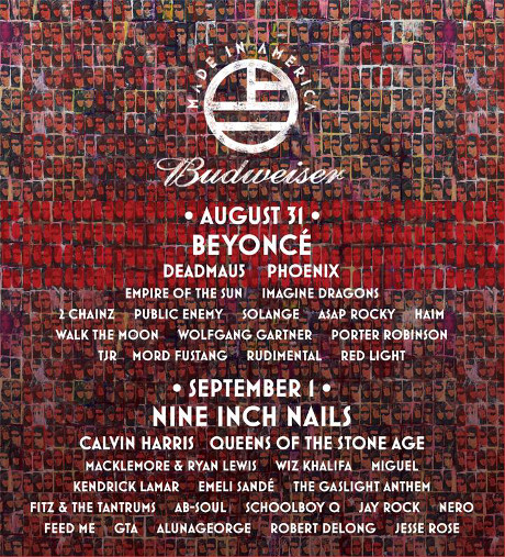 CDL Giveaway: Win Day Passes to the 2013 Budweiser Made In America Festival!