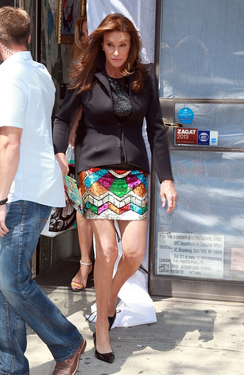 Caitlyn Jenner Dating Candis Cayne: Kris Jenner Furious Caitlyn Continues Stealing Spotlight - Momager's Fame Ancient History