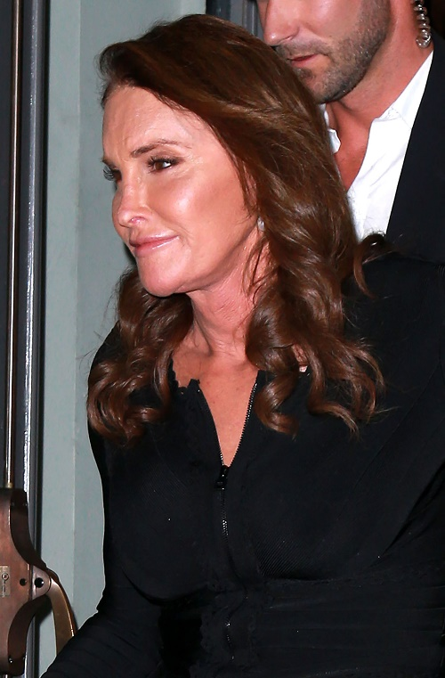 Caitlyn Jenner Flirts With Men on 'I Am Cait' But Only Attracted To Women: Dating Candis Cayne Evidence She Loves Ladies