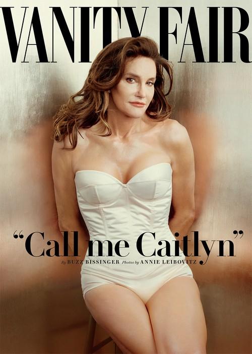 Caitlyn Jenner Vanity Fair Cover Upstages Kim Kardashian Pregnancy: Caitlyn with 'C' Disses Kardashians, Steals Kimye Thunder