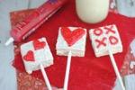 Valentine's Day - Vanilla Cake Pops