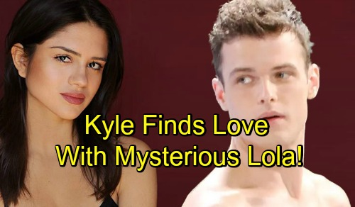 The Young and the Restless Spoilers: Kyle Finds Love with Mysterious Lola – Newbie's Shocking Baggage Brings Drama