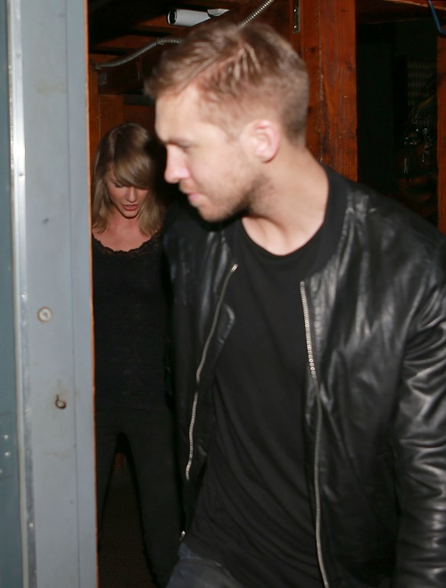 Taylor Swift Dating DJ Calvin Harris: Taylor's Friends Demand Break Up With Player?