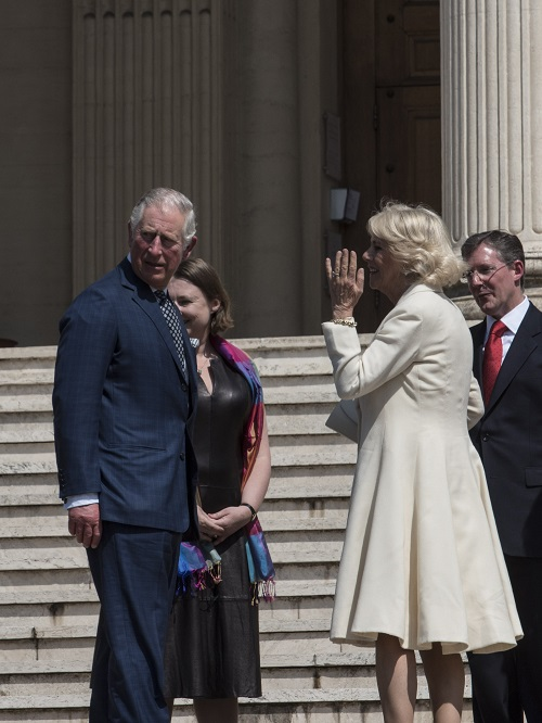 Camilla Parker Bowles Discusses Prince Charles Cheating And Affair In New Interview