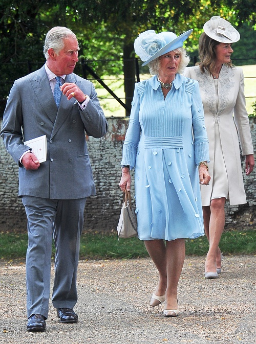 Camilla Parker-Bowles Mocks Princess Diana, Prince Charles Condones It: Prince William & Prince Harry Mortified!
