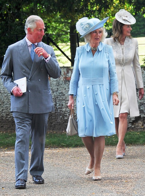 Kate Middleton and Prince William Fuming as Camilla Parker-Bowles Drunken Outburst Ruined Princess Charlotte's Christening?
