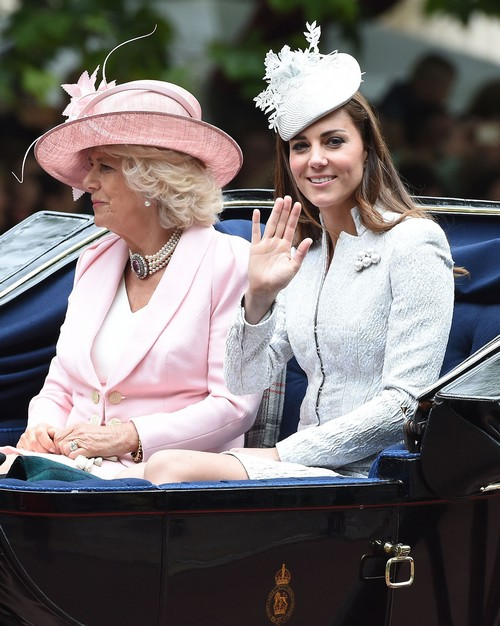 Kate Middleton and Prince William Choose Baby Name Diana - Camilla Parker-Bowles Furious