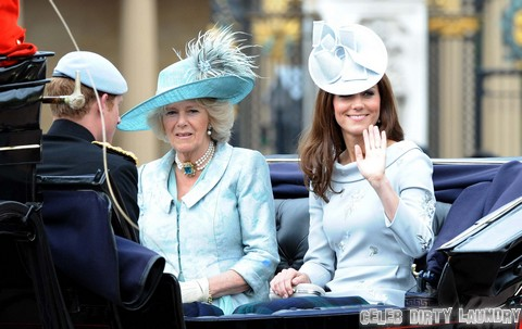 Camilla Parker-Bowles Insults Kate Middleton - Slams Lazy Princess For Using Morning Sickness Excuse to Cancel Malta Trip