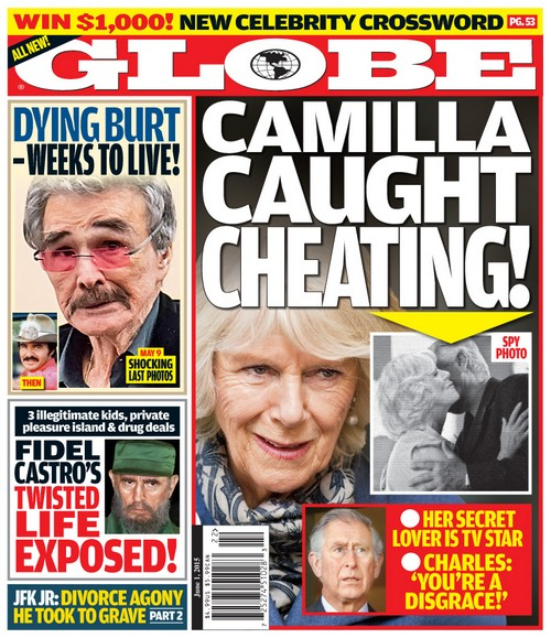 Camilla Parker-Bowles Warns Prince Charles Divorce Will Cost $350 Million: Caught Cheating With British TV Star?