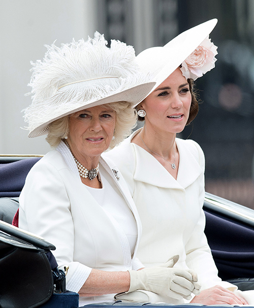 Prince Harry 'Protects' Camilla Parker-Bowles' Image: Kate Middleton Questions His Loyalties After He Sides With The Villain?