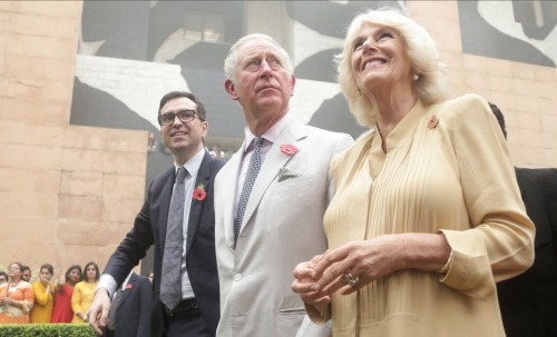 Prince Charles Baffled Over Camilla Parker-Bowles' Latest Gaffe