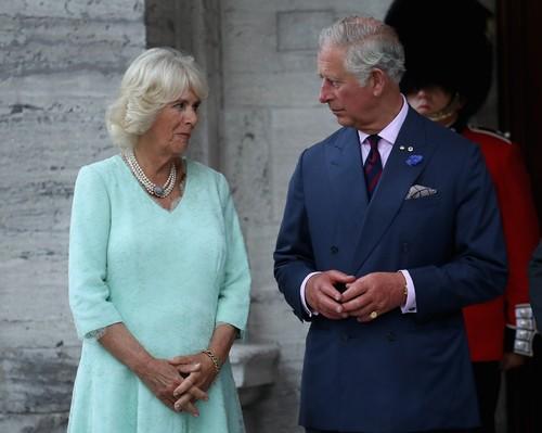 Kate Middleton and Prince William Take Kids to Visit Princess Diana's Grave: Camilla Parker-Bowles Upset