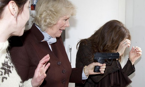 Camilla Parker-Bowles Fears Prince Charles Cheating Like He Did On Princess Diana?