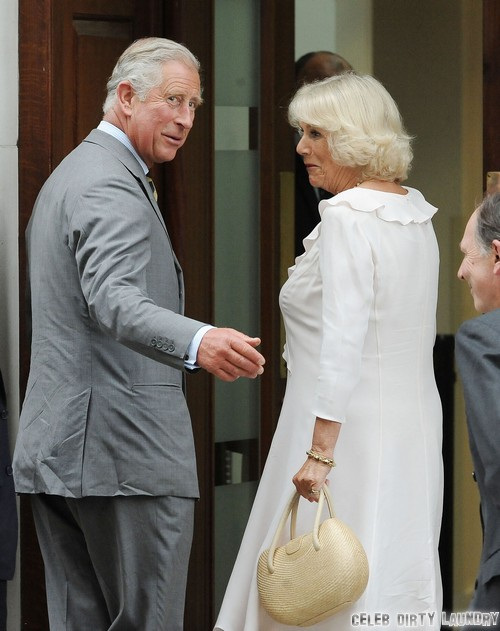 Kate Middleton and Queen Elizabeth Dispute Over Prince George Sends Camilla Parker-Bowles Into Hiding