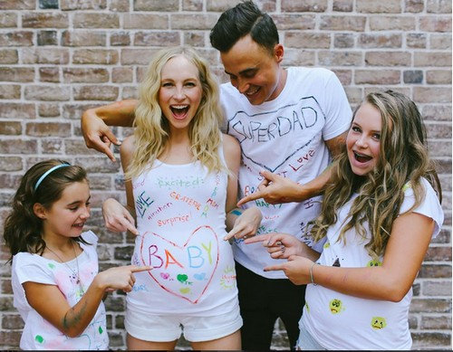 Candice Accola Pregnant With First Child - Will The Vampire Diaries Caroline Have a Baby Bump Too?