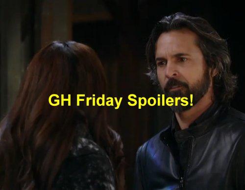 General Hospital (GH) Spoilers: Sam Attacks Liz - Carlos Hurts Sabrina - Hayden Gets Killer Clue - Jason Files Divorce