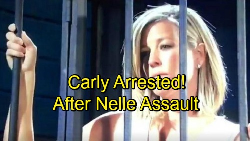 General Hospital Spoilers: Carly Arrested After Attacking Nelle – Baby Shower Changes Port Charles Forever