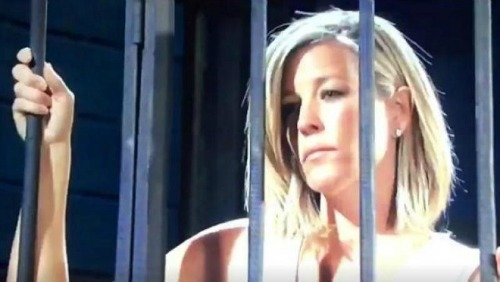 General Hospital Spoilers: Nelle's Misfortune Becomes a Lucky Break – Baby Lives, Carly Arrested and Locked Up