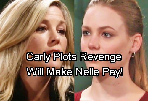 General Hospital Spoilers: Carly Turns the Tables – Plots Awful Revenge On Nelle