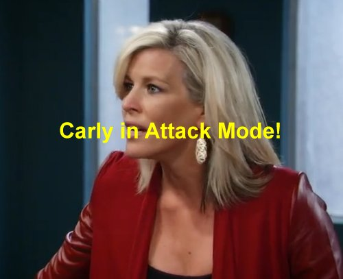 General Hospital (GH) Spoilers: Liz, Sabrina, Ava and Valerie Targeted by Carly for Revenge