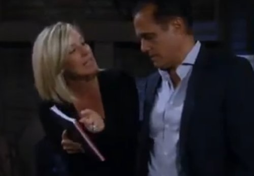 'General Hospital' Spoilers: Carly Confronts Sonny Over Suicide Note - Morgan's Diary Evidence Forces Investigation