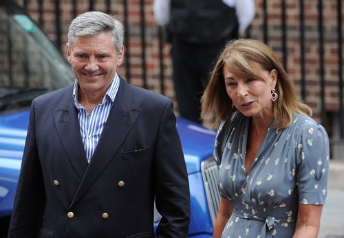 Carole Middleton Takes Job As A Journalist Quot Spilling Child