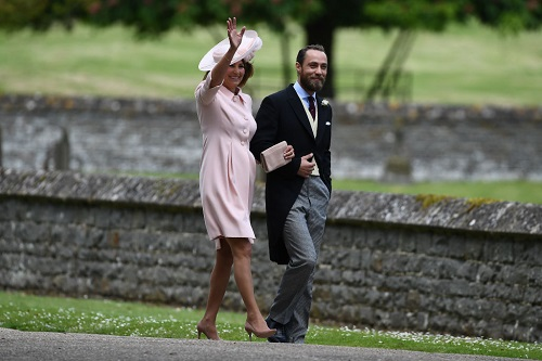 Carole Middleton Scores With Kate Middleton's Marriage and Now Pippa's - Failing With James Middleton?