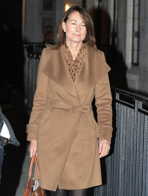 Kate Middleton Housekeeper Hiring Panic: Prince William Wants Mother-in-Law Carole Middleton Out Before Due Date