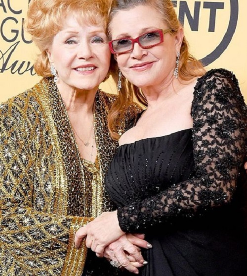 Carrie Fisher And Debbie Reynolds Memorial Details Revealed