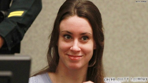Casey Anthony's Shocking Public Appearance (Photo)