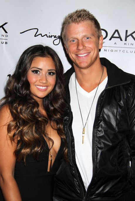 Sean Lowe & Catherine Giudici's Super Hot Engagement Party -- Get the Details Here!