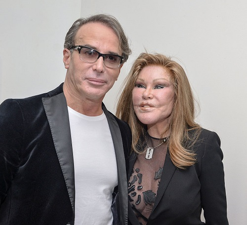 Real Life Cat Woman Jocelyn Wildenstein Engaged Months After Infamous Catfight