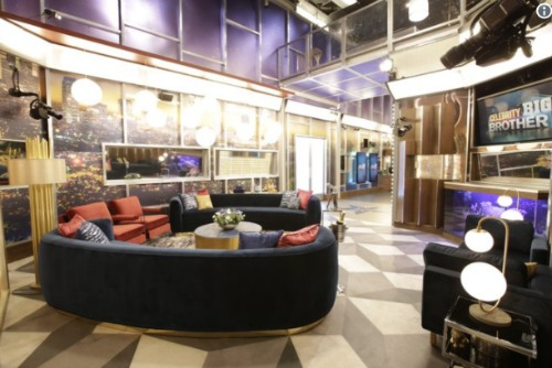 Celebrity Big Brother US Spoilers: The All-New Renovated CBB US House Interior Revealed