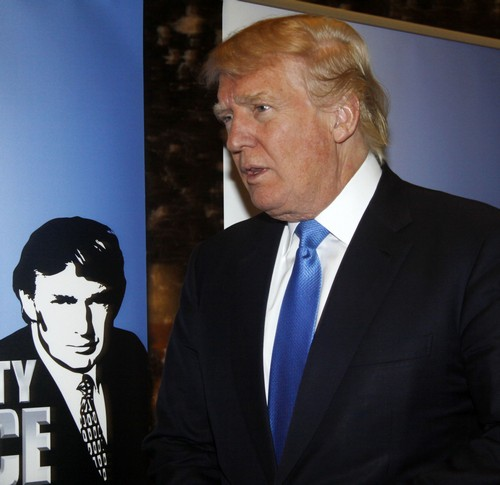 Arnold Schwarzenegger Fired From Celebrity Apprentice Says President Donald Trump