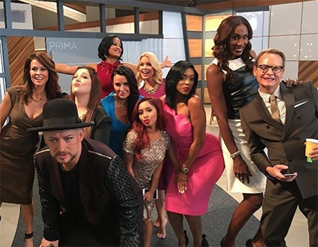 The Celebrity Apprentice Spoilers: Crazy Fight Between Boy George and Vince Neil On Set