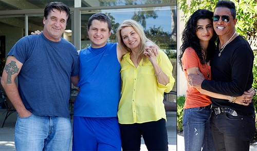Celebrity Wife Swap LIVE RECAP 4/15/14: Daniel Baldwin And Jermaine Jackson Swap Lives