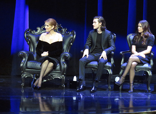 Celine Dion Begins Las Vegas Rehearsals After Burying René Angélil and Brother Daniel Dion