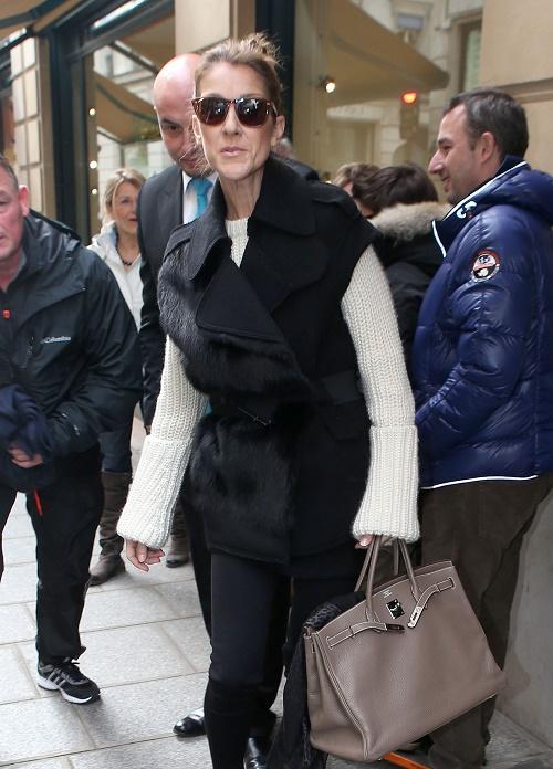 Celine Dion Returning To Las Vegas Show - Husband Rene Angelil Successfully Battling Throat Cancer