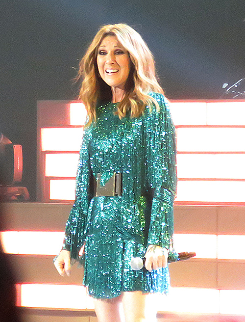 Celine Dion Takes Children To Disneyland While Husband Rene Angelil On Deathbed - Wants To Die In Her Arms!