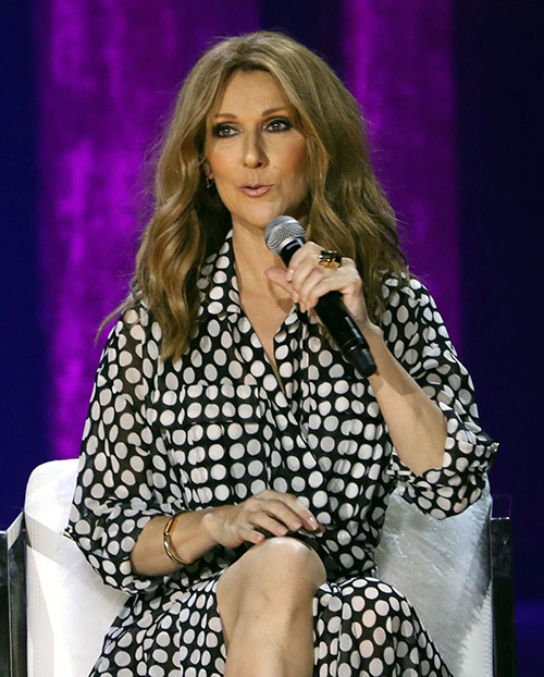 Celine Dion Vegas Shows Dedicated To Dying Husband Rene Angelil - Stays Strong For Family & Fans!