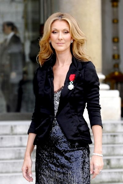 Celine Dion hospitalized As A Precaution
