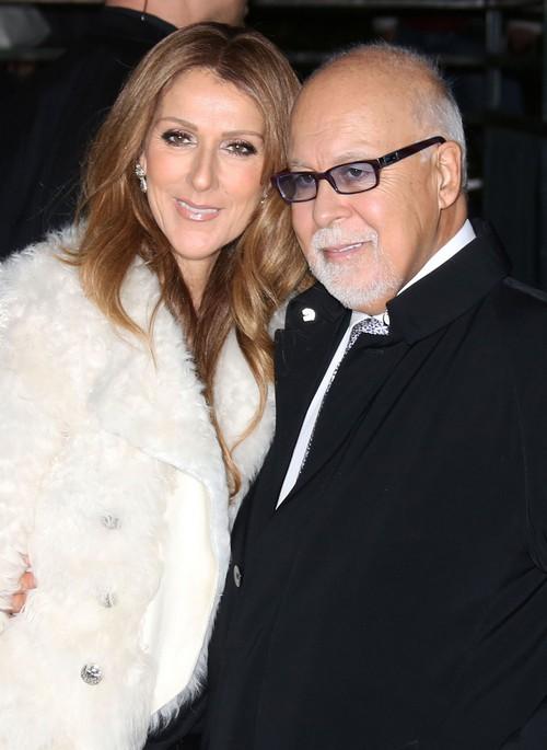 Celine Dion, Rene Angelil Struggle While Husband Deals With Cancer Treatment