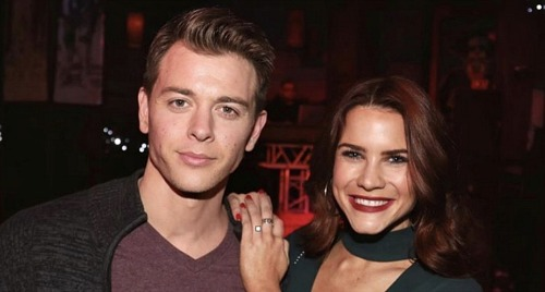 The Bold and the Beautiful Spoilers: Courtney Hope & General Hospital's Chad Duell's Surprising Routine During COVID-19 Hiatus