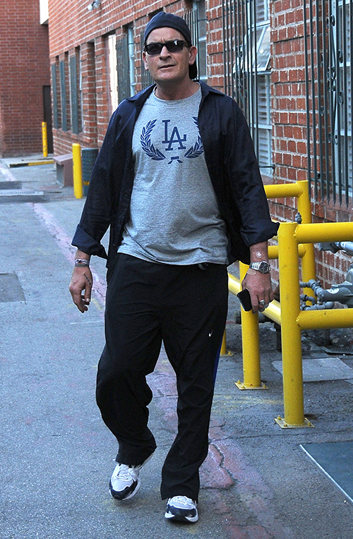 Charlie Sheen $10 Million HIV Cover Up? Friends Claim Sheen Paid Ex-Girlfriends To Keep Secret