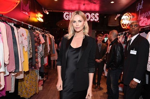 Charlize Theron Dating Halle Berry's Baby Daddy Gabriel Aubry