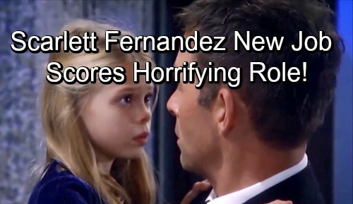 General Hospital Spoilers: Scarlett Fernandez Scores Horrifying Prime Time Role