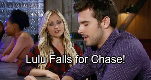 General Hospital Spoilers: Lulu Falls for Chase After Willow's Rejection – Matchmaking Failure Brings Romance, Dante Divorce?