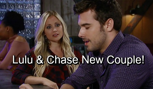 General Hospital Spoilers: Chase and Lulu Face Hot Temptation – Connection Grows Stronger as Dante's Mission Continues