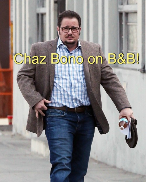 The Bold and the Beautiful Spoilers: Chaz Bono Stars On B&B As A Minister – Who Is Getting Married?