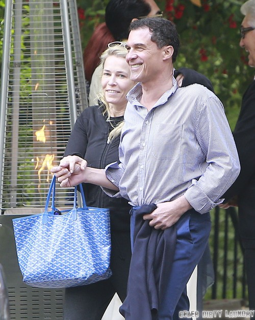 Chelsea Handler and Andre Balazs Break Up: Split After Andre Caught Cheating?